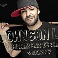 Johnson LIVE x Pioner Bar Esbjerg