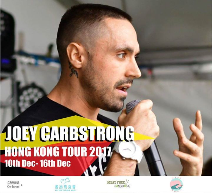 Joey Carbstrong Hong Kong Tour 2017