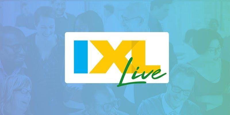 IXL Live - Chicago IL (March 14)