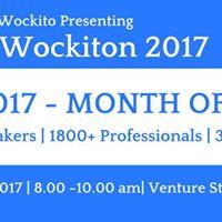 Wockiton 2017 - 31 Meetups in 31 days