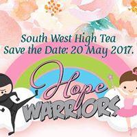 Hope Warriors South West High Tea 2017