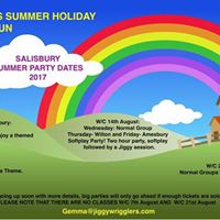 Wilton Soft Play Party