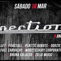 18.03 Connection Cwb  Special Edition 6 Anos (Evento Limitado)