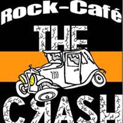 """The Crash""  Rock-café  BRUGGE  BELGIUM"