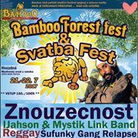 Bamboo Forest &amp Svatba fest