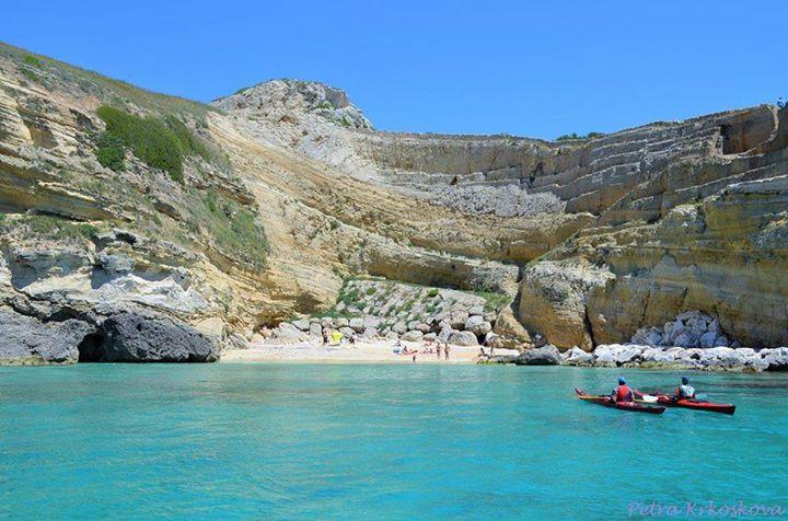 Escursione marina da porto miggiano a santa cesarea terme - Piscina sulfurea santa cesarea terme ...
