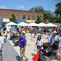 Maculel Decatur- Demonstration at AJC Decatur Book Festival