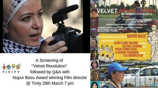 A Screening of Velvet Revolution