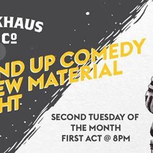 Comedy at Backhaus&ampCo