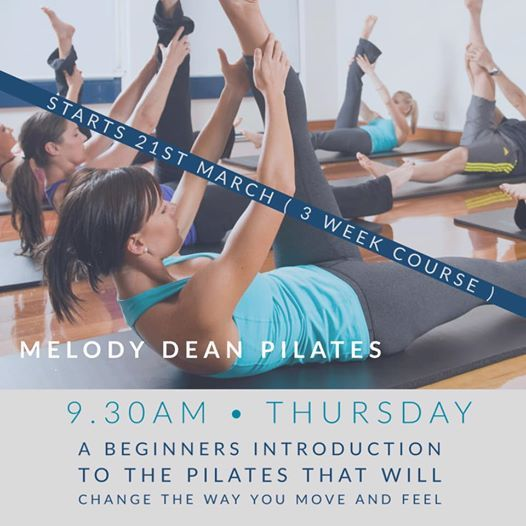 A beginners introduction to Pilates