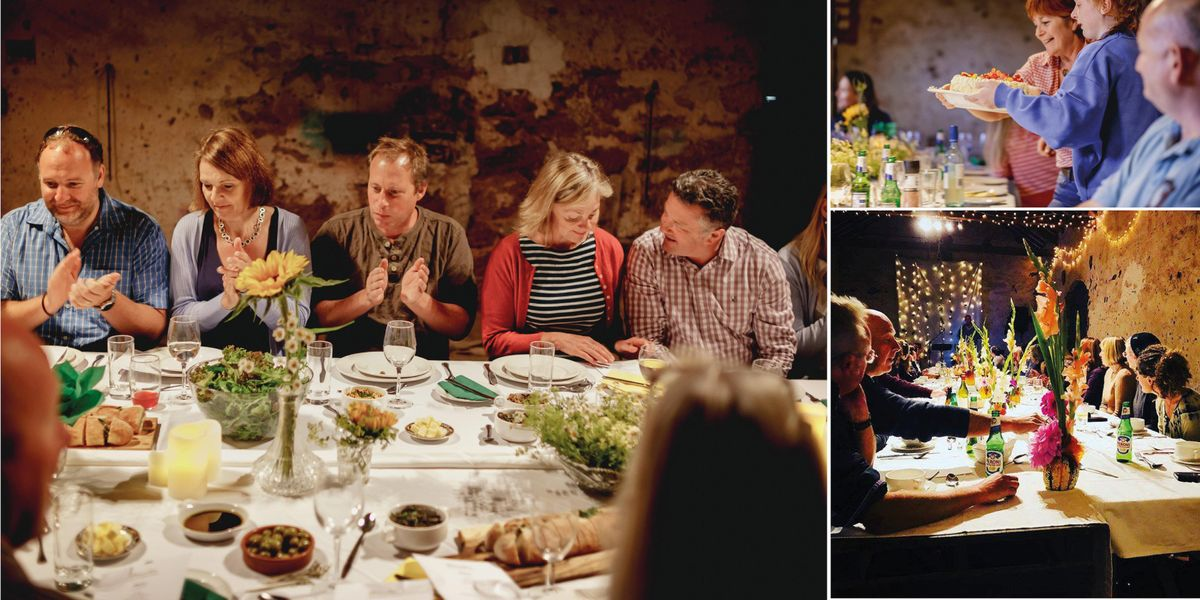Roddys Rustic Restaurant. Our Harvest Feast - a Pop Up Event