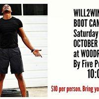 WILL2WINN FITNESS BOOT CAMP