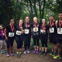 Tissington Trail Half Marathon 2017 - KHRC Entries Only