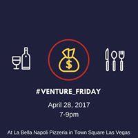 Venture Friday - April 28
