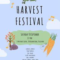 Harvest Festival at Concrete Garden