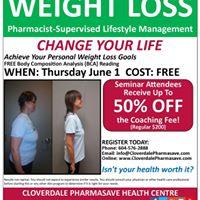 Weight Loss Seminar June 2017