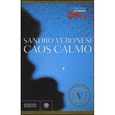 Caos calmo di S.Veronesi ( Libro)