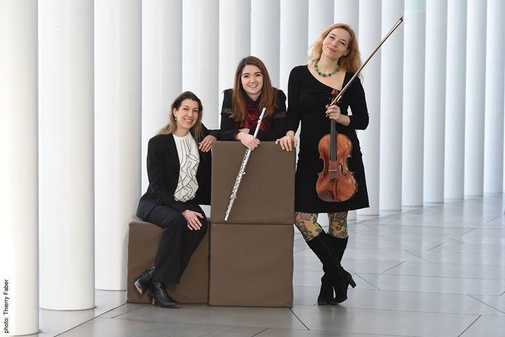 Concert de Midi Rcital de musique de chambre (Debussy Bax)