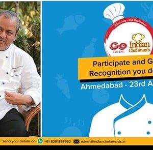 Go Cheese Indian Chef Awards 2018