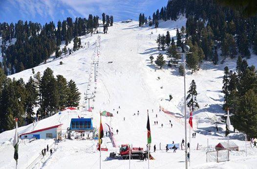 Malam Jabba Ski festival