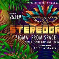 Stereograms Especial After de Carnaval  ClashRoom