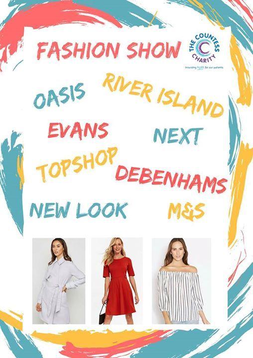 Shop2Drop Fashion Show