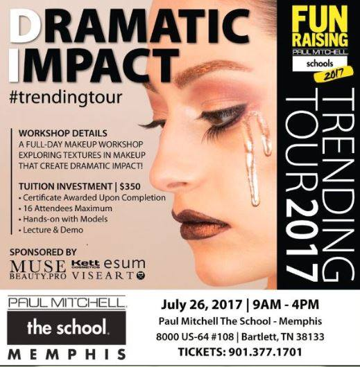 Debra Dietrich Trending Tour Dramatic Impact Class At Paul