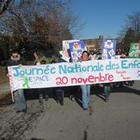 Marche pour la Journe Nationale des Enfants