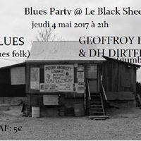 Concert blues  Pic St Blues Geoffroy Bruneau &amp DH Dirtfloor