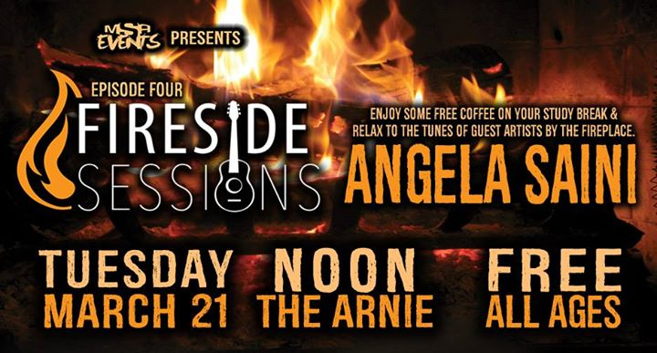Fireside Sessions Episode 4