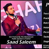 Public Speaking Training Program (PSTP)