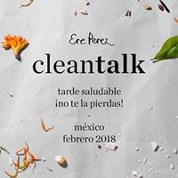 Clean Talk Hermosillo 2018