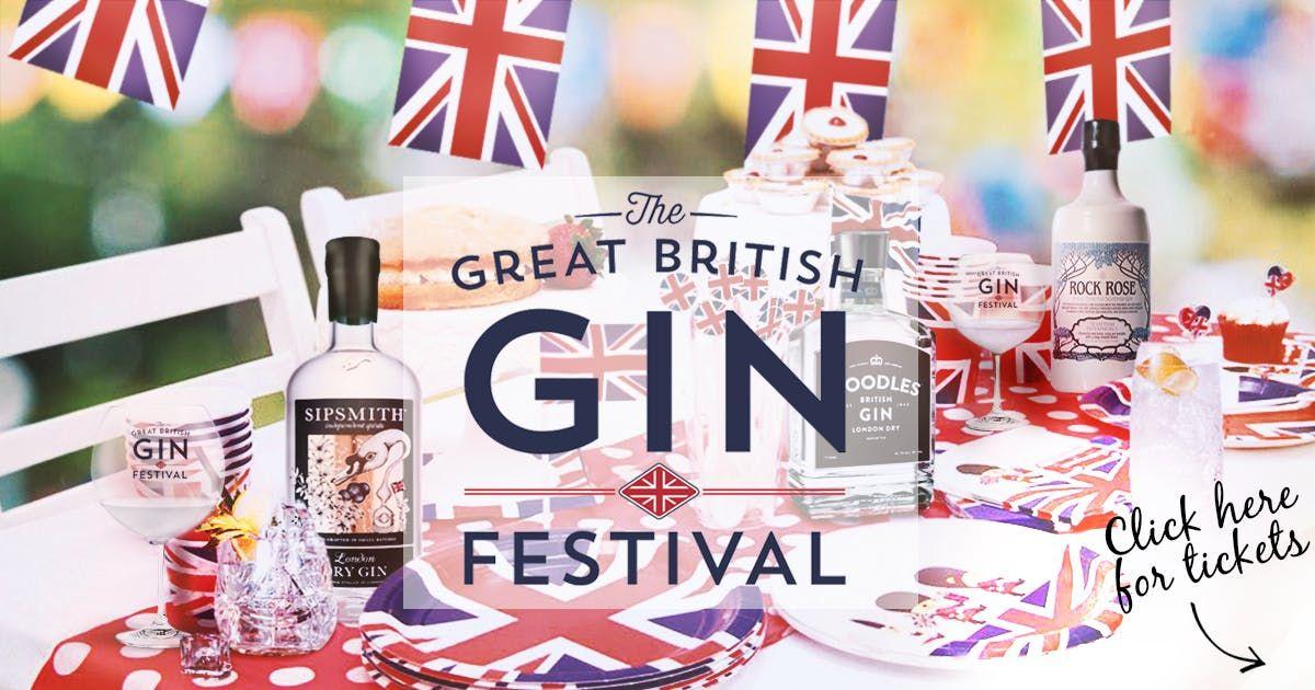 The Great British Gin Festival - Oxford