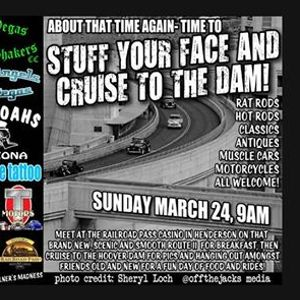 Stuff Your Face and Cruise the Dam