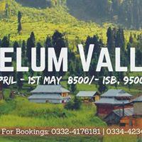 Kashmir Jannat Nazeer with Travel Guides Pakistan
