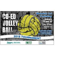 Westchester County Coed Volleyball Tournament