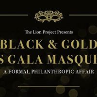 4th Annual Black &amp Gold Lions Gala Masquerade