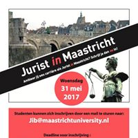 Jurist in Maastricht