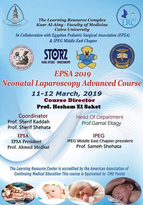 Neonatal Laparoscopic  Advanced Course