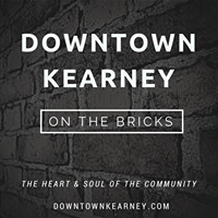Downtown Kearney on the Bricks