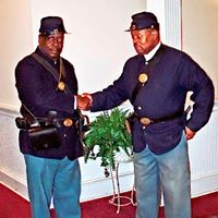 Up from slavery to freedom historic 35th U.S. Colored Troops