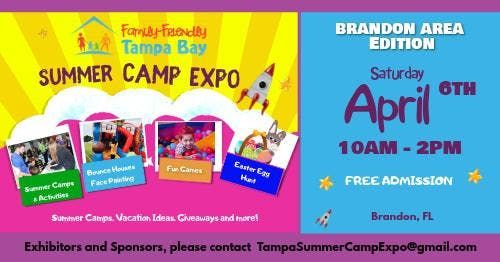 Family Friendly Summer Camp Expo Brandon Area Edition At