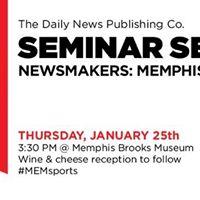 Newsmakers Memphis Sports Seminar
