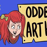 August Oddball Art Hall