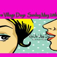 RiverView Village Days May 28th 11-4