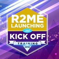 R2ME Launching &amp Kick Off Training 2018