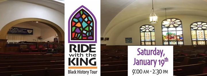 Ride With the King Black History Tour