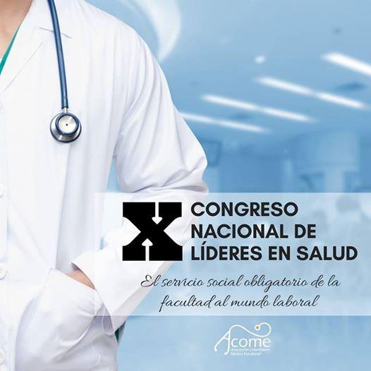X Congreso Nacional de Lderes en Salud