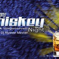 Legendary Whiskey Night 7  29 Szombat