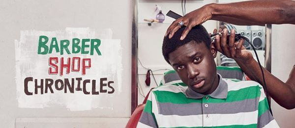 Banner for Barber Shop Chronicles